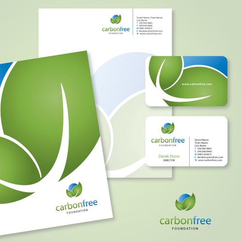 Environmentally friendly logo