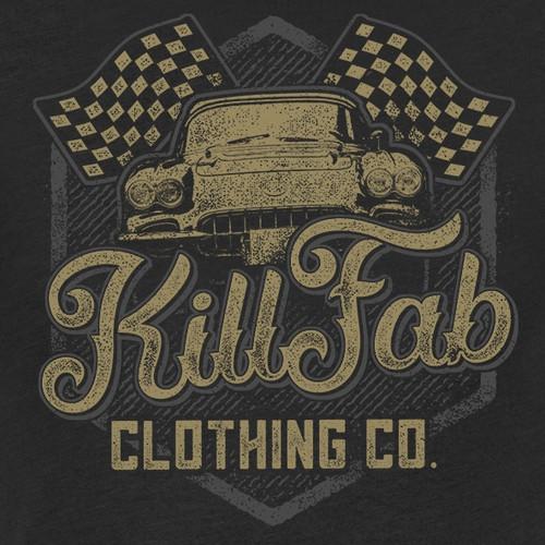KillFab Clothing Co. T-shirt