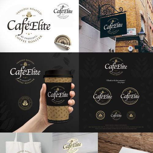 COFFEE ELITE Branding
