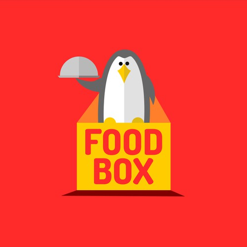 Create an exciting, appetising logo for FoodBox