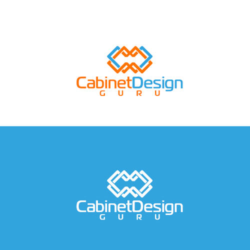 Create a logo for CabinetDesign.Guru