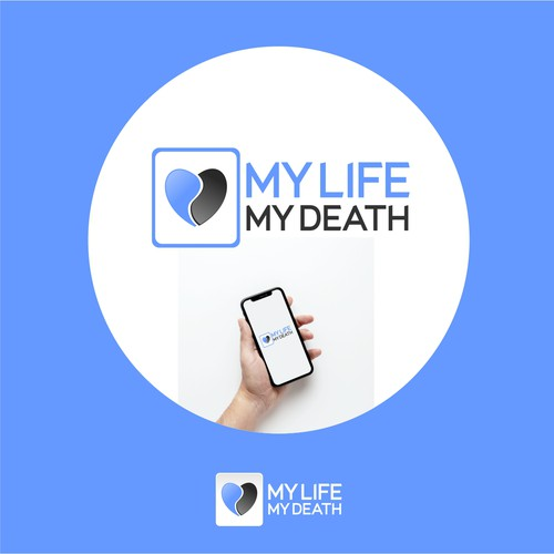 Creation of logo for My Life, My Death.