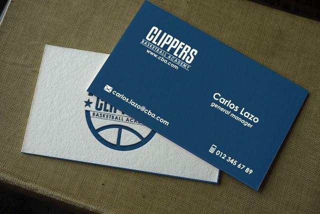 Create a logo for Clippers Basketball Academy (CBA).