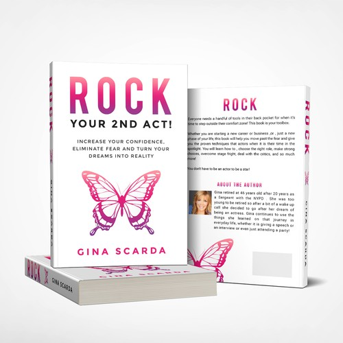 Fun and Eye Catching Book Cover