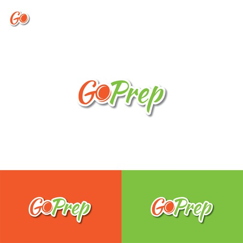 Logo for meal preparation and delivery services