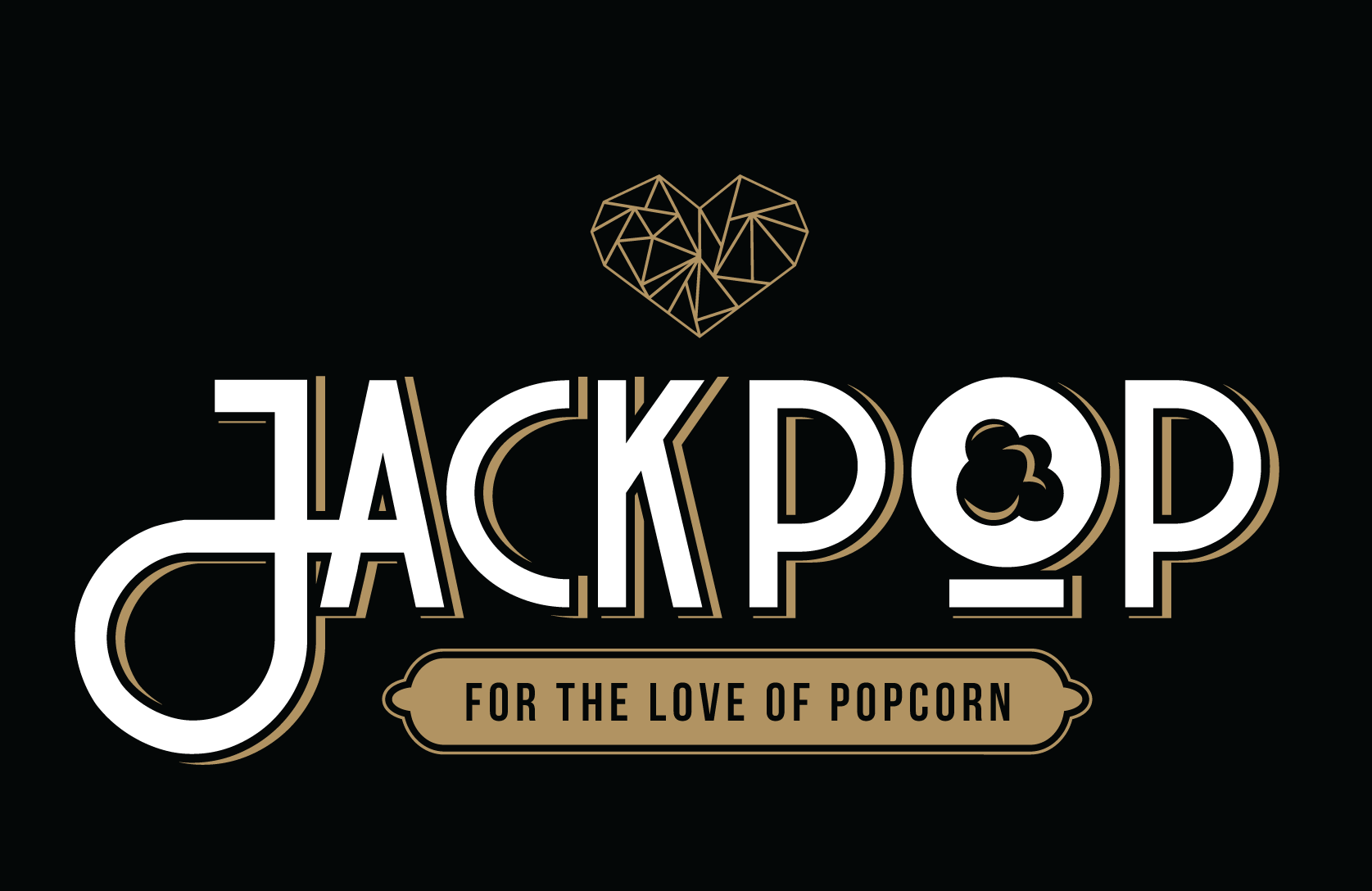 "JackPop gourmet popcorn needs a fun new logo to that screams ""Come eat me!"""