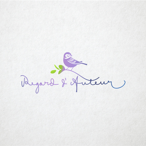 Logo for a brand which promote the best French Wedding Photographers