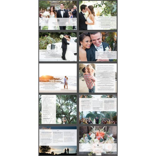 Pricing Guide for Wedding Photographer