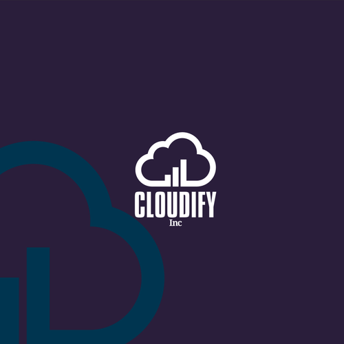 Logo Designs for Cloudify Inc