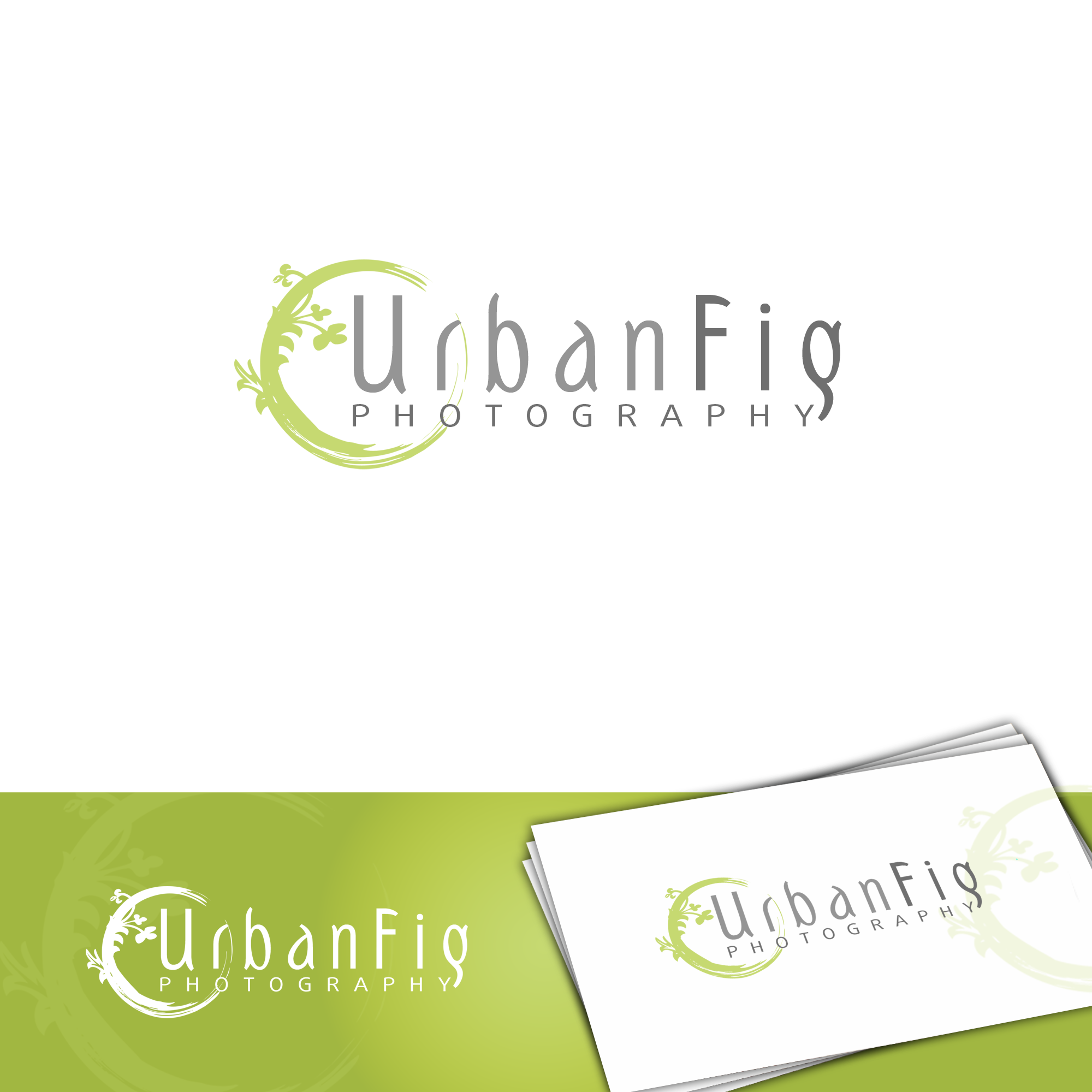 Create the next logo for Urban Fig Photography