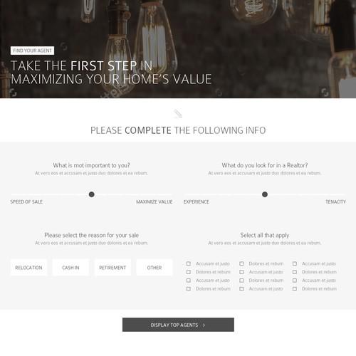 Web design for Real Estate