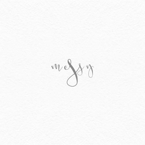 Messy Logo Design