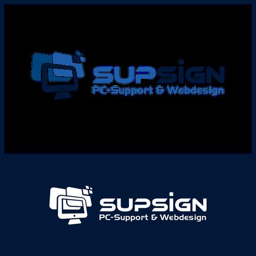 logo for supsign