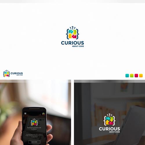 Logo Design for a code teaching website