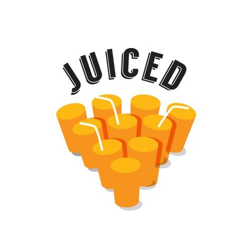 Help Design a Beautiful Logo for an Organic Juice Bar