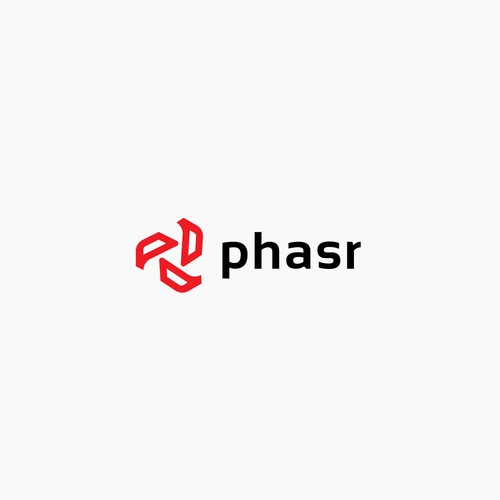 Phasr Industries Logo Design