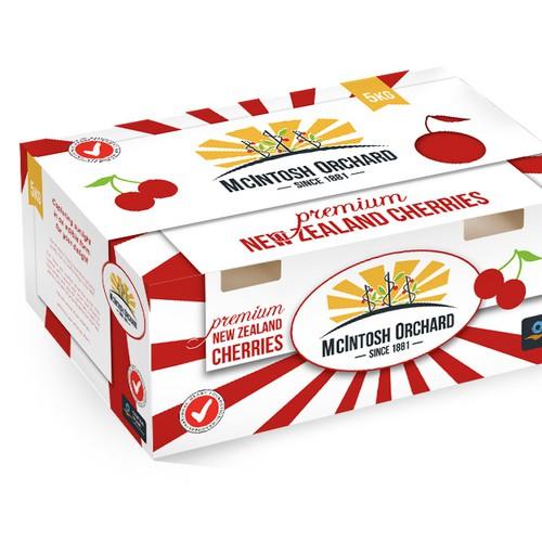 Eye-catching packaging design
