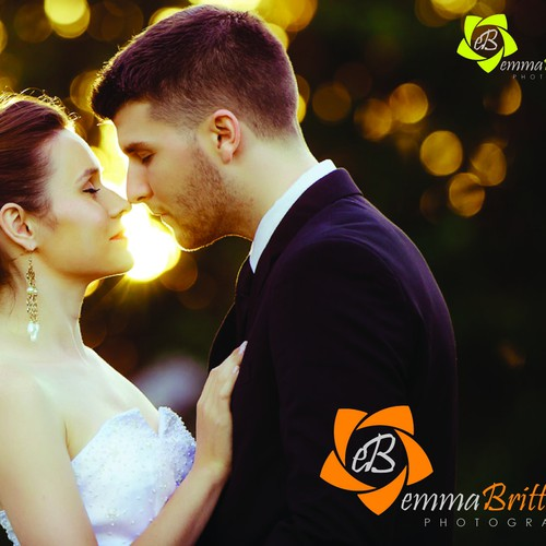 Rebrand a wedding photographer