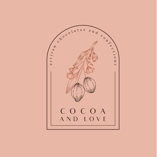 Logo Cocoa and Love
