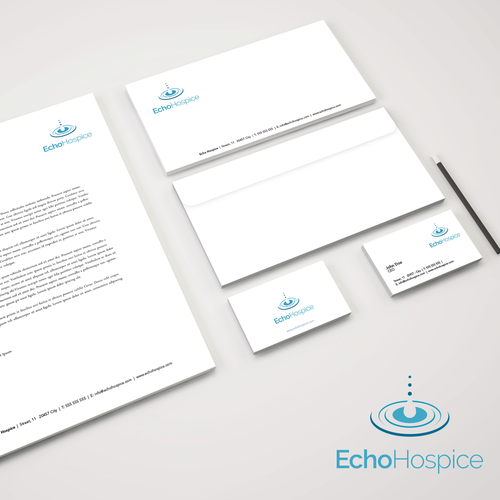 Hospice Logo Design - Winning Entry