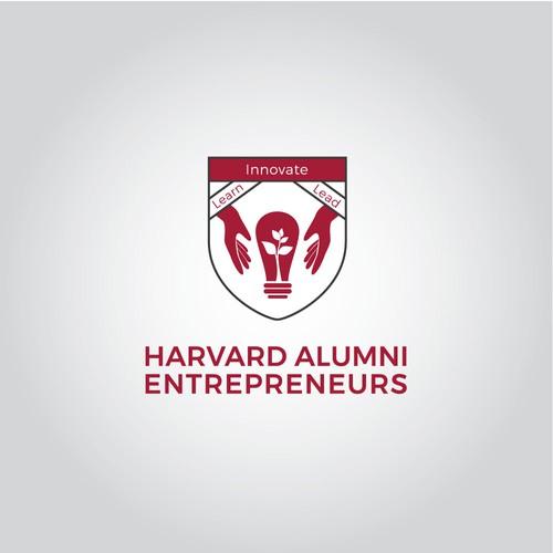 Harvard Logo Concept
