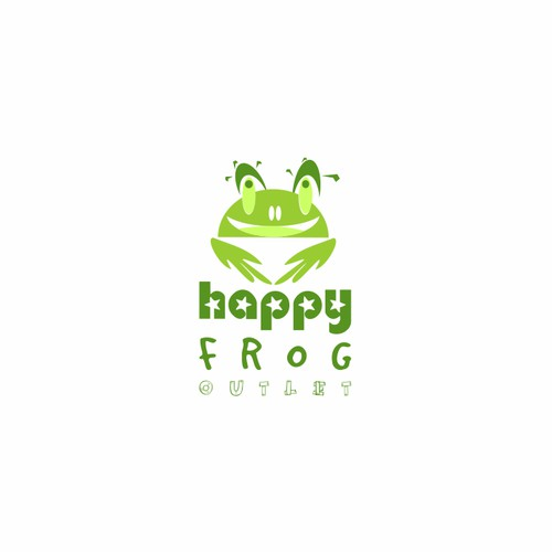 illustration for Happy Frog