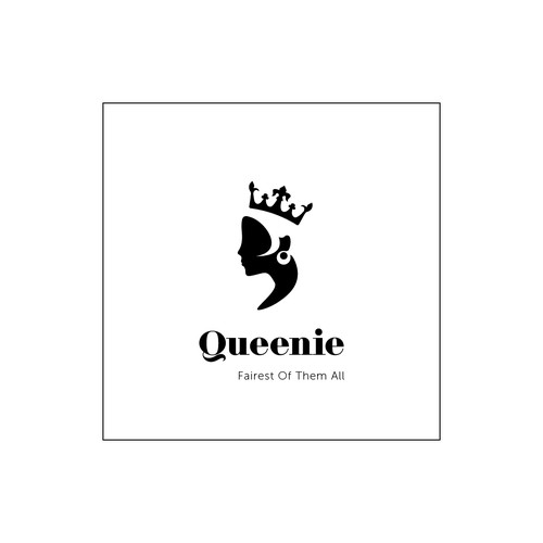 Queene negative space