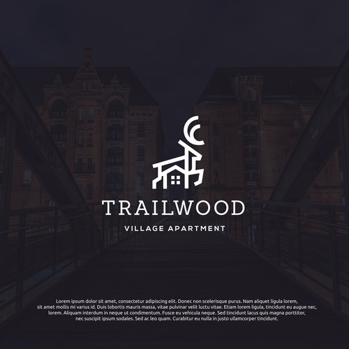 logo concept for trailwood