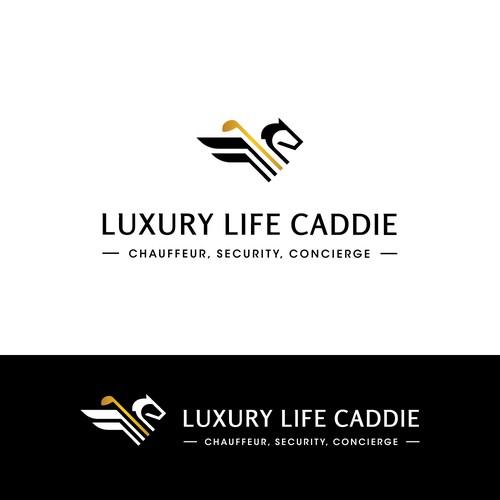 logo for a chauffeur, security, concierge