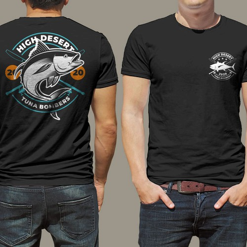 high desert tuna bombers t-shirt contest