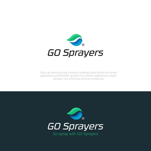 Logo Design for Start-up manufacturing company building liquid Deicers