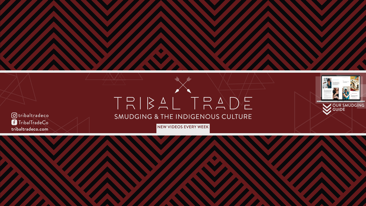 Youtube Channel Art for YouTube.com/TribalTradeCo