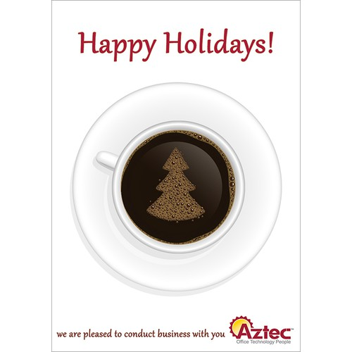 Holiday Card for Aztec