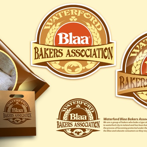 Help Waterford Blaa Bakers Association with a new logo