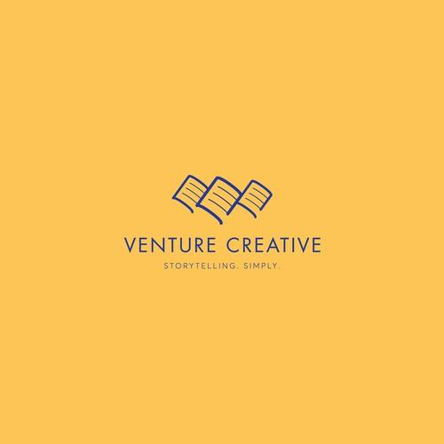 Logo for marketing firm