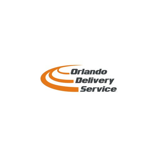 Create the next logo for Orlando Delivery Service