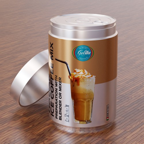 Italian Ice Coffee mix