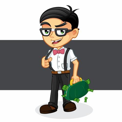 GeekE Mascot.