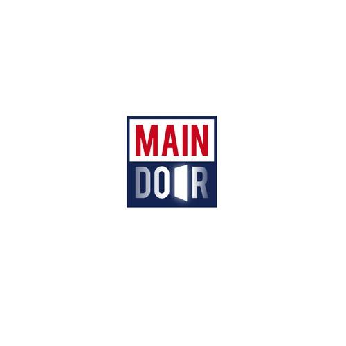 Logo design for Main Door