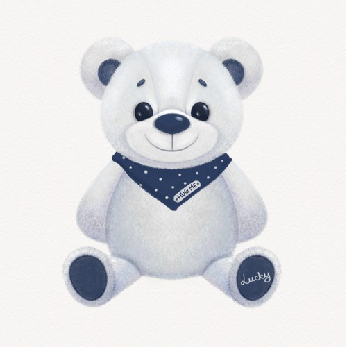 Teddy Bear Toy Design