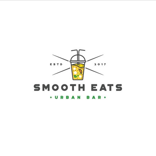 Simple bar logo
