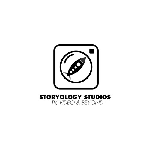 Logo for production company