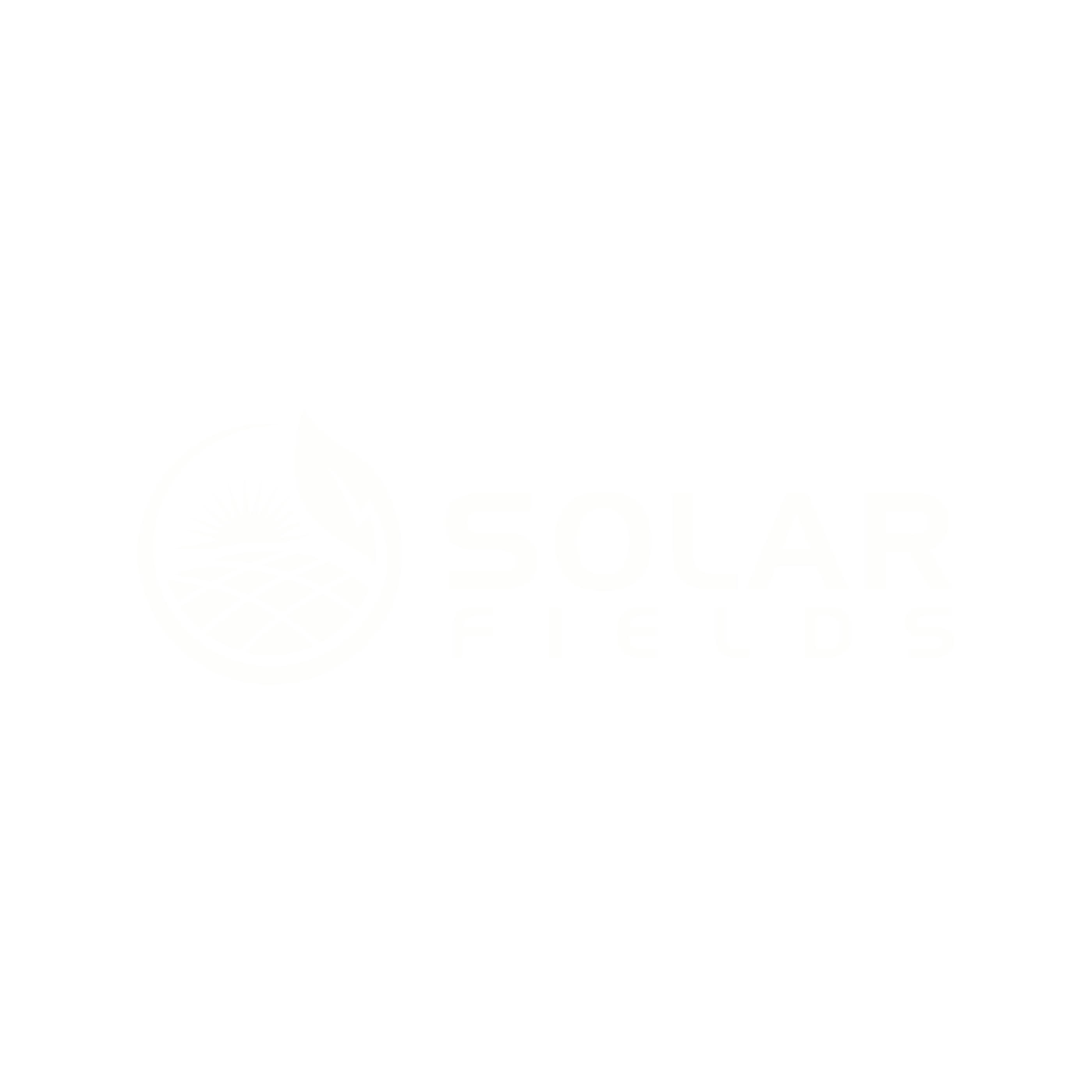 Solar Fields is looking for a lifetime logo.