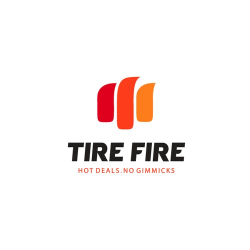 Logo for Tire Fire