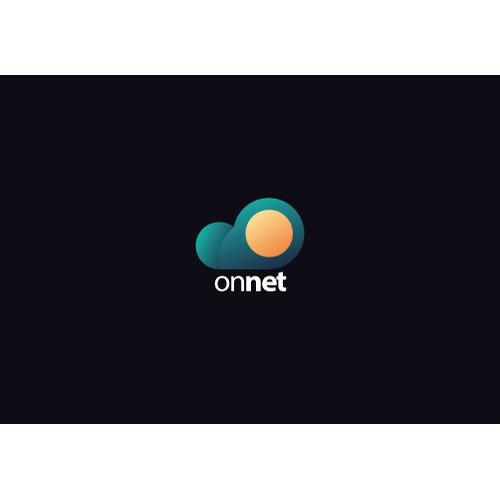 Logo concept for OnNet