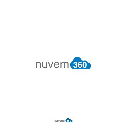Nuvem360 needs a new logo