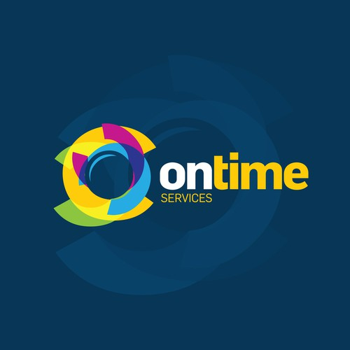 Logo Concept for OnTime Services