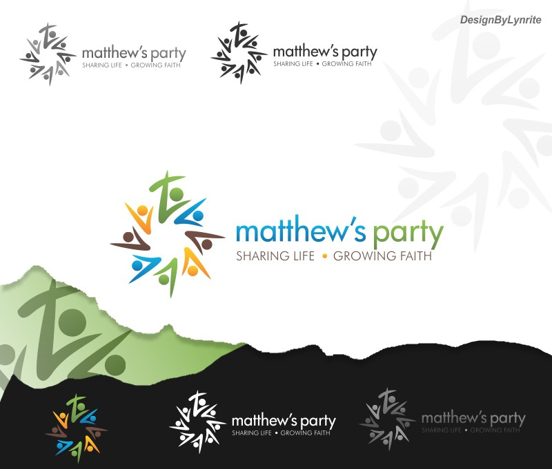 Logo wanted for Matthew's Party