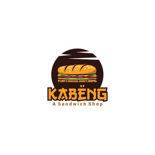 Logo design for Sandwich Shop