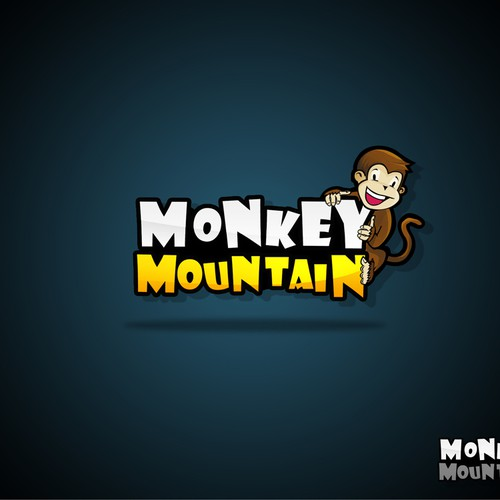 Logo Needed For Indoor Kid's Play Facility - MONKEY MOUNTAIN!!
